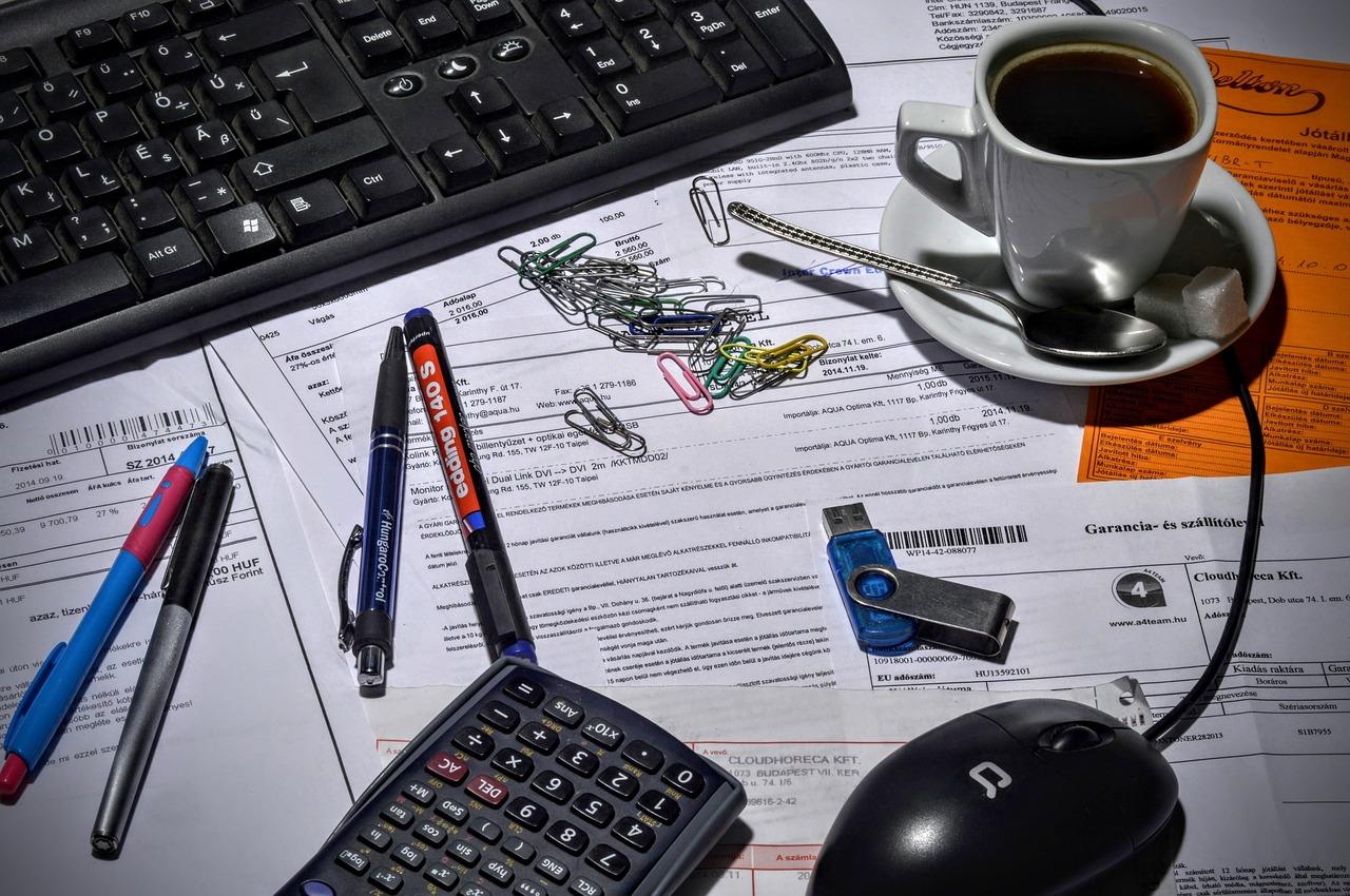 Účetní služby